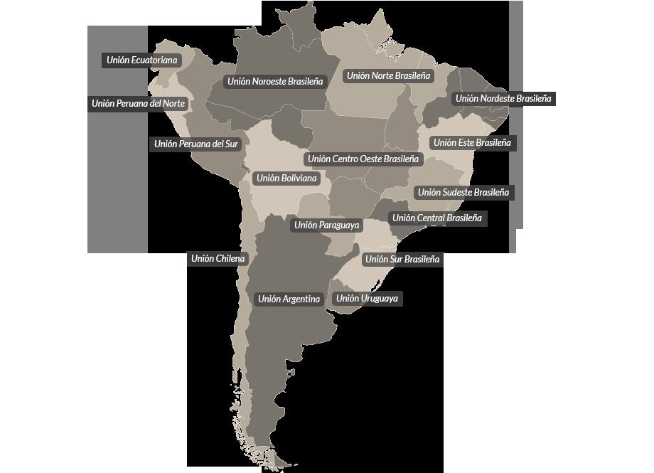 División Sudamericana